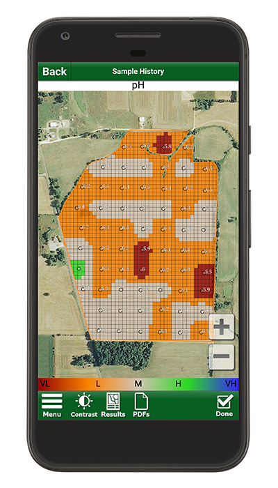 Soil Test Pro - Precision Soil Sampling in a Mobile App